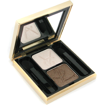 Yves Saint Laurent Ombre Duo Lumiere Sombra Dúo de Ojos - No. 01 Heavenly Beige/ Astral Brown