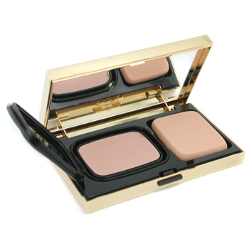 Yves Saint Laurent Teint Compact Hydra Feel SPF10 - Maquillaje Polvos Crema # 05 Amber