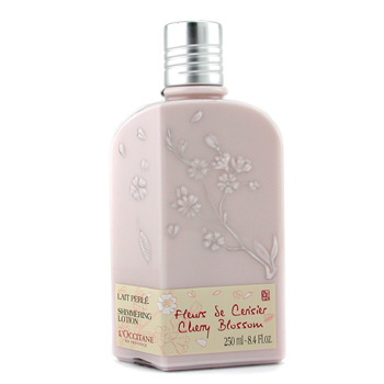 Perfumes femininos, L&#039;Occitane, L&#039;Occitane Cherry Blossom Shimmering Lotion 250ml/8.4oz