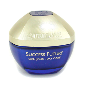 Para a pele da mulher, Guerlain, Guerlain Success Future Wrinkle Minimizer  Firming Day Care SPF15 50ml/1.7oz