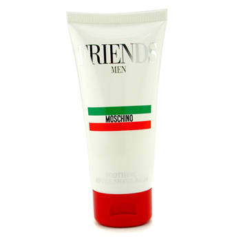 buy Moschino Friends Soothing After Shave Balm 75ml/2.5oz  skin care shop