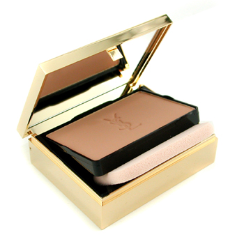 Yves Saint Laurent Matt Touch Base Maquillaje Compacto SPF 20 ( Recambiable ) - No. 08 Amber