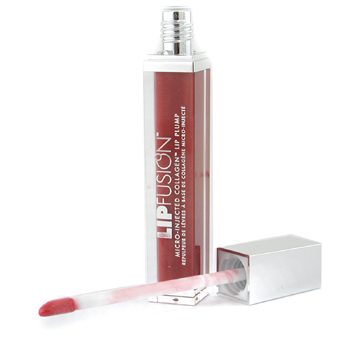 buy Fusion Beauty LipFusion Collagen Lip Plump Color Shine - Belle (Sheer Shimmering Rosey Terra Cotta) 8.22g/0.29oz  skin care shop