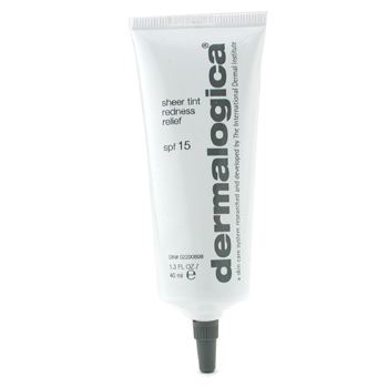Dermalogica Sheer Tint Redness Relief SPF15 ( Green Tint ) ( Sin Embalaje )