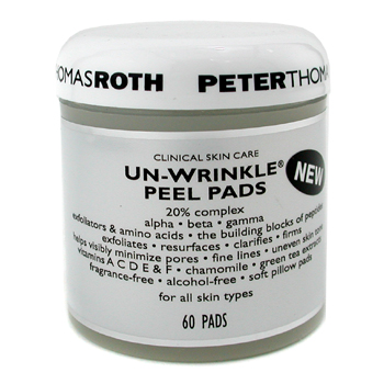 buy Peter Thomas Roth Un-Wrinkle Peel Pads 60pads skin care shop