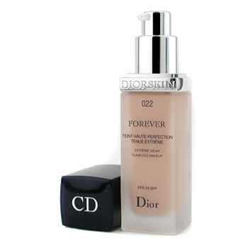 Christian Dior DiorSkin Forever Extreme Wear Flawless Makeup SPF25 - Base Maquillaje # 022 Cameo