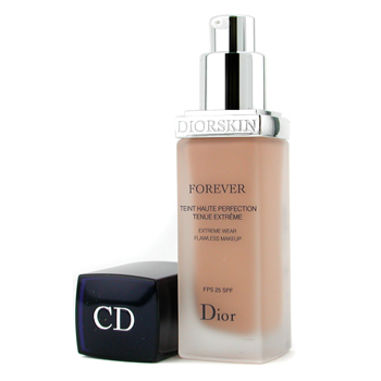 Christian Dior DiorSkin Forever Extreme Wear Flawless Makeup SPF25 - Base Maquillaje # 040 Honey Bei