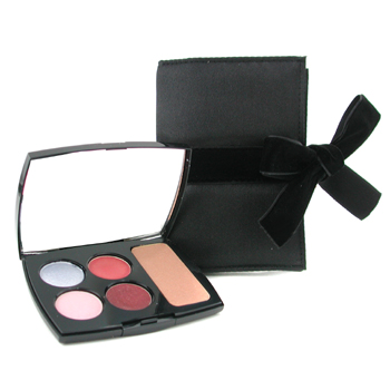 Lancome Palette Yeux  Levres Et Teint ( 2x Eye Color  2x Lip Color  1x Star Bronzer Powder )