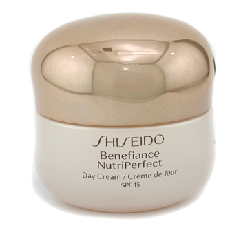 Para a pele da mulher, Shiseido, Shiseido Benefiance NutriPerfect Day Cream SPF15 50ml/1.7oz