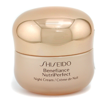 buy Shiseido Benefiance NutriPerfect Night Cream 50ml/1.7oz  skin care shop