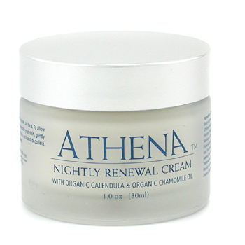 Athena Nightly Renewal crema renovadora Noche