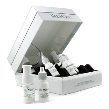 buy Valmont White & Blanc 28D White Program 8pcs skin care shop