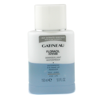 buy Gatineau Floracil Intense Waterproof Eye Make-Up Remover 150ml/5oz  skin care shop