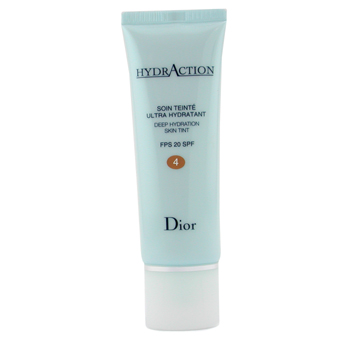 Christian Dior HydrAction Deep Hydration Skin Tint SPF 20 - Crema Hidratante Color # 04 Bronze