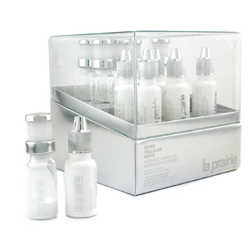 La Prairie Swiss Cellular White Ampollas Intensivas