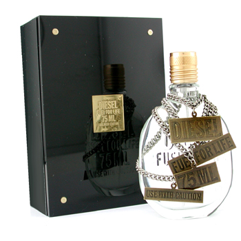 Perfumes masculinos, Diesel, Diesel Fuel For Life Homme perfume Spray ( Bling Luxury Limited Edition ) 75ml/2.5oz