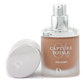 Christian Dior Capture Totale High Definition Serum Base Maquillaje SPF 15 - # 040 Honey Beige