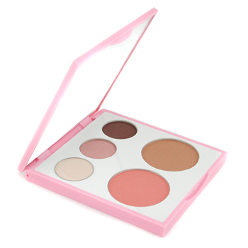 buy Fresh Island Reverie Face Palette: 3x Eye Shadow + 1x Blush Powder + 1x Bronzing Face Luster 11g/0.4oz by Fresh skin care shop