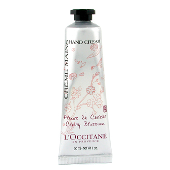 Perfumes femininos, L&#039;Occitane, L&#039;Occitane Cherry Blossom Hand Cream 30ml/1oz