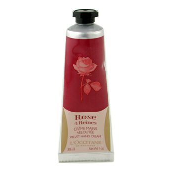 buy L'Occitane Rose 4 Reines Velvet Hand Cream 30ml/1oz skin care shop