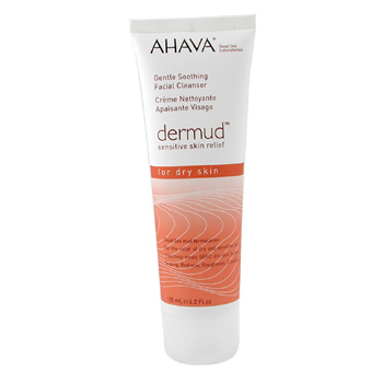 Para a pele da mulher, Ahava, Ahava Dermud Gentle Soothing Facial Cleanser 125ml/4.2oz