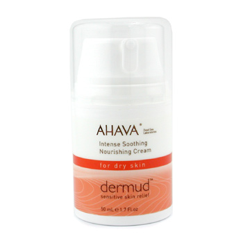 Para a pele da mulher, Ahava, Ahava Dermud Intense Soothing Nourishing Cream 50ml/1.7oz