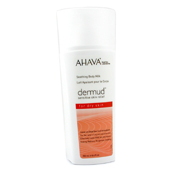 Para a pele da mulher, Ahava, Ahava Dermud Soothing Body Milk 250ml/8.5oz