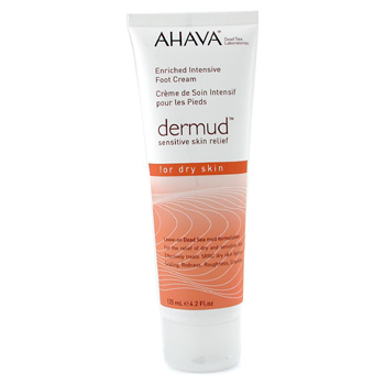 Ahava Dermud Enriched Intensive Foot Cream 125ml/4.2oz