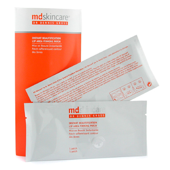 MD Skincare Instant Beautification Lip Area Firming Patch - Parches Reafirmantes Labios