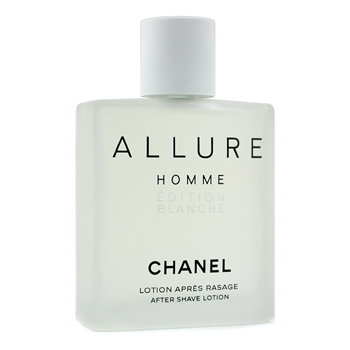 buy Chanel Allure Homme Edition Blanche After Shave Lotion 100ml/3.4oz  skin care shop