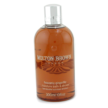 buy Molton Brown Heavenly Gingerlily Moisture Bath & Shower Gel 300ml/10oz  skin care shop
