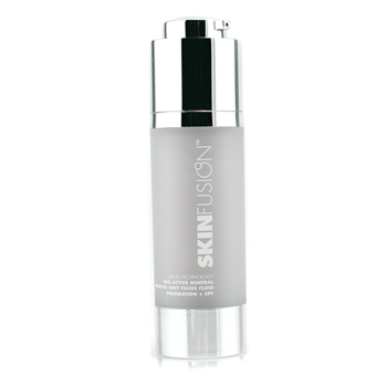 Fusion Beauty SkinFusion Micro Technology Bio Active Intuitive Soft Focus Base Maquillaje Fluida SPF