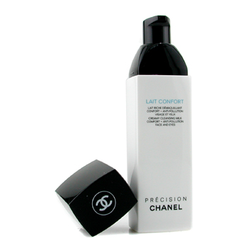 Para a pele da mulher, Chanel, Chanel Precision Lait Confort Creamy Cleansing Milk Face & Eyes 150ml/5oz