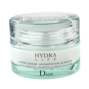 Para a pele da mulher, Christian Dior, Christian Dior Hydra Life Youth Essential Hydrating Essence-In-Cream 50ml/1.7oz