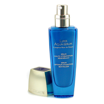 Para a pele da mulher, Guerlain, Guerlain Super Aqua-Serum Optimum Hydration Revitalizer with Desert Rose Flower Complex 50ml/1.7oz