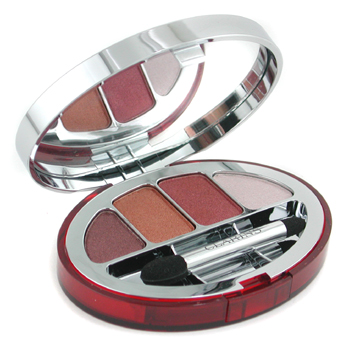 Clarins Colour Quartet For Eyes - Cuarteto Sombras de Ojos No. 60 Spicy