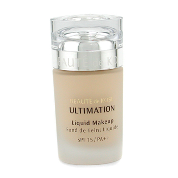 Kose Ultimation Base Maquillaje Líquida SPF 15 - # BO20 ( Sin Embalaje )