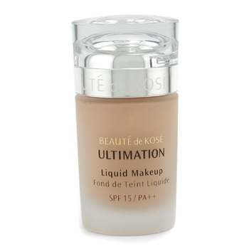 Kose Ultimation Base Maquillaje Líquida SPF 15 - # OC33 ( Sin Embalaje )