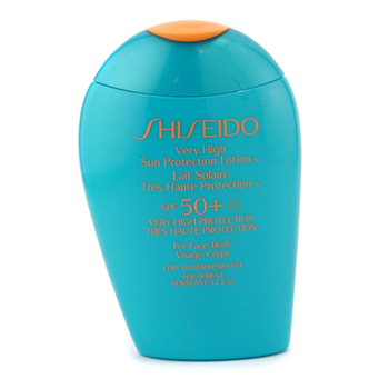 Shiseido Very High Sun Protection Lotion N SPF 50+ ( Para Cuerpo y Rostro )