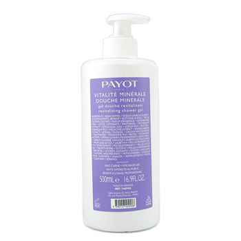 buy Payot Douche Minerale Revitalizing Shower Gel (Salon Size) 500ml/16.7oz  skin care shop