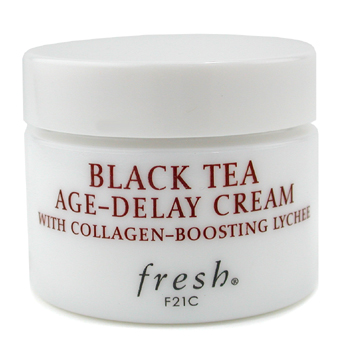 buy Fresh Black Tea Age Delay Cream 30ml/1oz  skin care shop