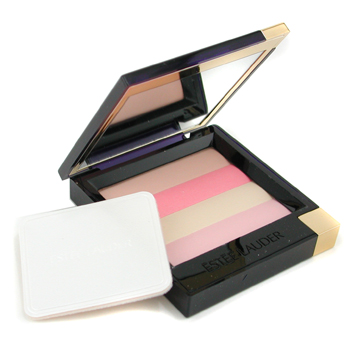 Estee Lauder Chic to Cheek Shades - Colorete polvos rosa