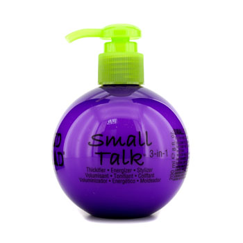 Tigi Bed Head Small Talk - 3 in 1 Thickifier  Energizer & Stylizer 200ml/8oz