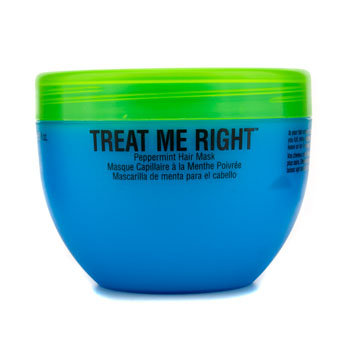 Tigi Bed Head Treat Me Right - Máscara Cabello Menta