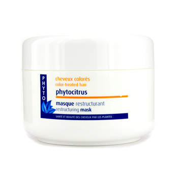 buy Phyto Phytocitrus Restructuring Mask (Color-Treated hair) 200ml/6.7oz by Phyto skin care shop