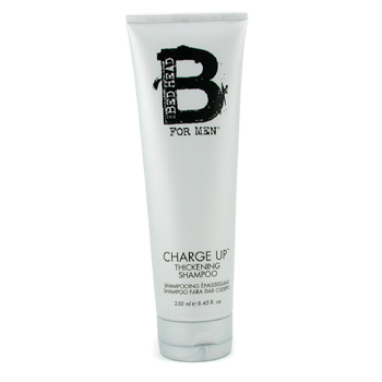 buy Tigi Bed Head B For Men Charge Up Thickening Shampoo 250ml/8.45oz by Tigi skin care shop
