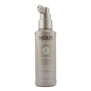 Nioxin System 5 Scalp Tratamiento SPF15 For Medium/Coarse Hair, Natural Hair, Early Stage of Thinnin