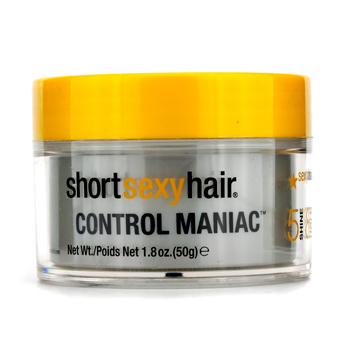 buy Sexy Hair Concepts Short Sexy Hair Control Maniac Wax 1.8oz by Sexy Hair Concepts skin care shop