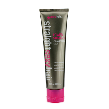 buy Sexy Hair Concepts Straight Sexy Hair Power Straight Straightening Balm 100ml/3.4oz by Sexy Hair Concepts skin care shop