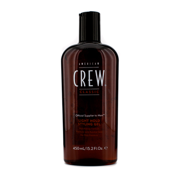 Cuidados com o cabelo, American Crew, American Crew Men Styling Gel - Light Hold 450ml/15.2oz